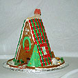 2006 gingerbread house